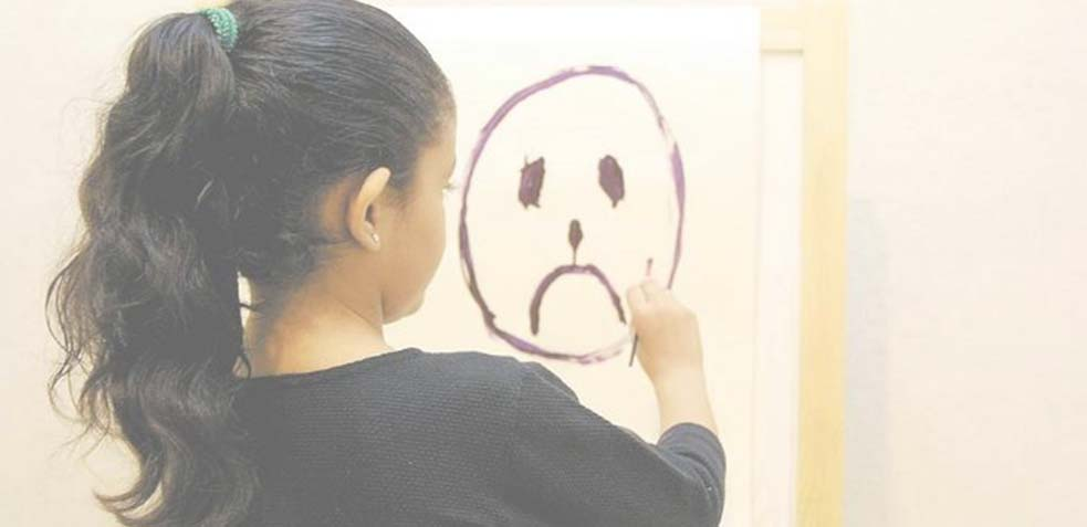 trastorno depresivo en niños