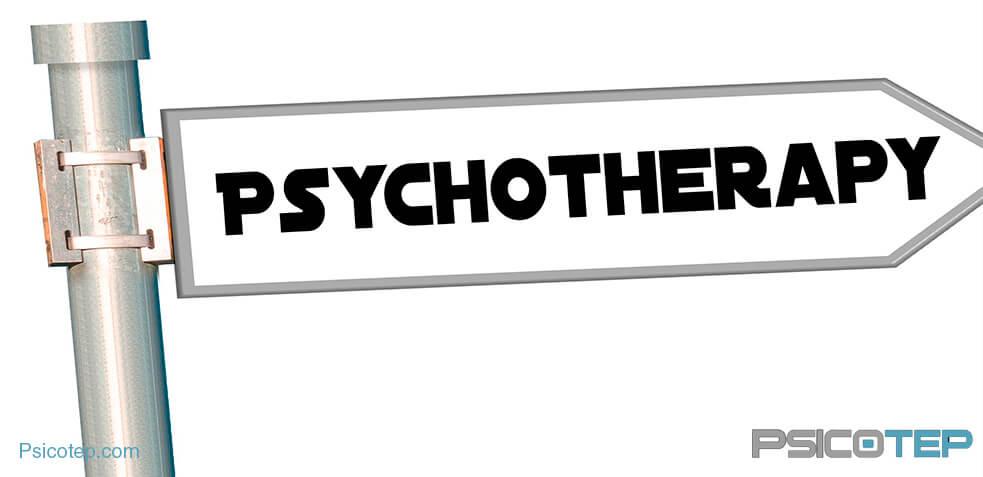 psicoterapia en cartel